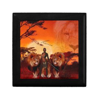 Wild Savanna Gift Box