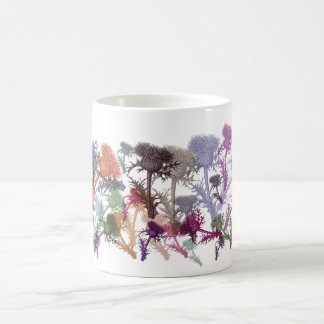 Wild Scottish Thistles Mug