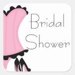 Wild & Sexy Bridal Shower Stickers