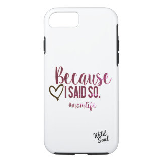 Wild Soul iPhone 8/7 Case