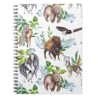 Wild Spirit Notebook