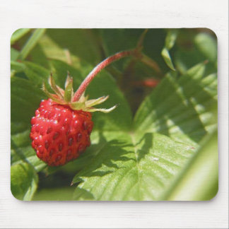 Wild Strawberry Mouse Mat