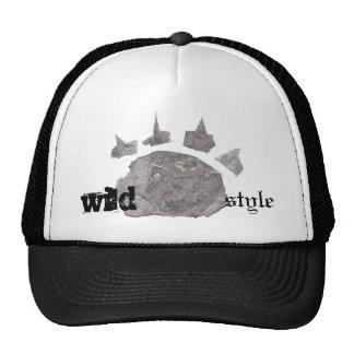 wild style trucka hat