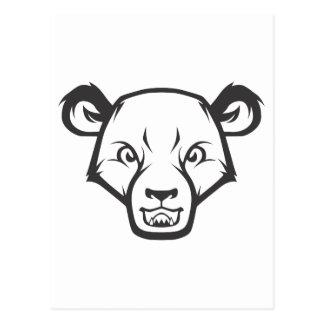 Wild Sun Bear Postcard