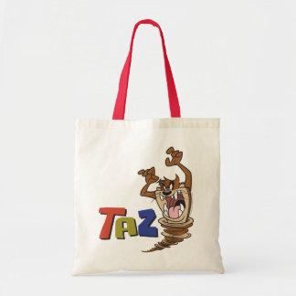Wild TAZ™ Budget Tote Bag