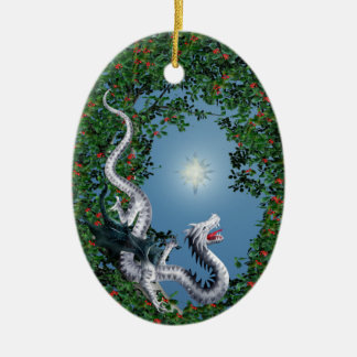 Wild Thing Christmas Ornament