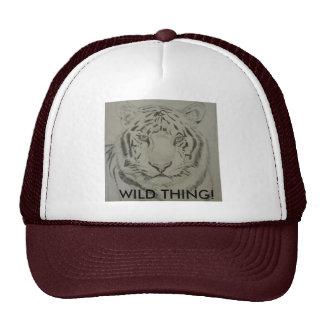 Wild thing hat