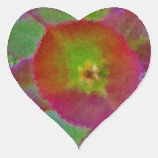 Wild Thing Heart Sticker