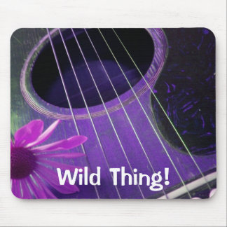 Wild Thing! Mousepad