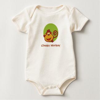 Wild Thing - Shirt - Cheeky Monkey