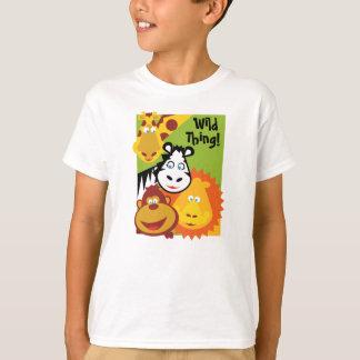 Wild Thing - Shirt - Crew