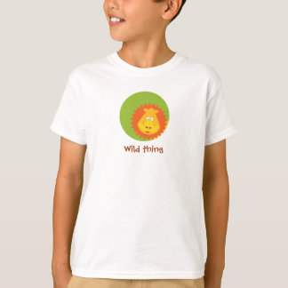 Wild Thing - Shirt - Lion