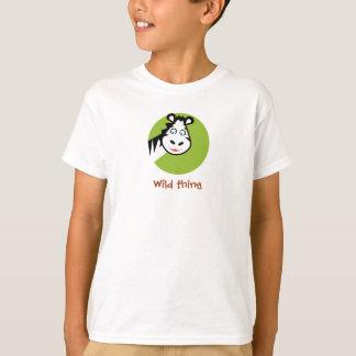 Wild Thing - Shirt - Zebra