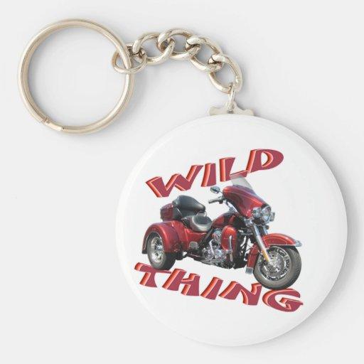 Wild Thing Trike Key Chain