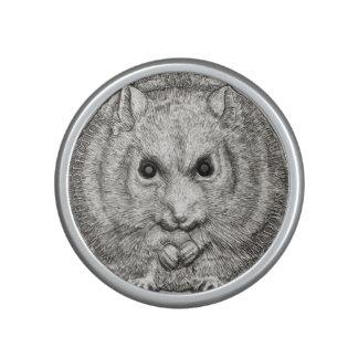 WILD THINGS: Campbells Hamster - Bumpster Speaker