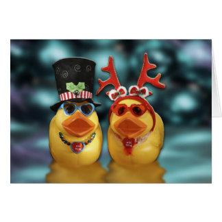Wild Things Christmas Fun Greeting Card