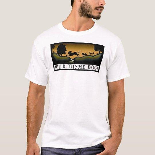 wild thyme logo T-Shirt