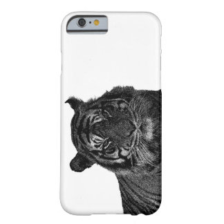 Wild Tiger Endangered Species Big Cats Barely There iPhone 6 Case