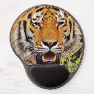 Wild Tiger Eyes Gel Mouse Pad