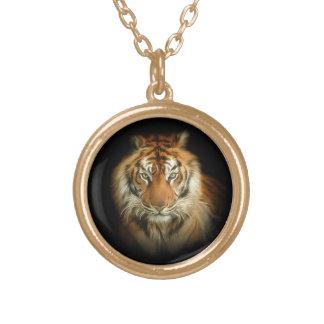 Wild Tiger Necklace
