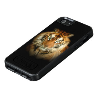 Wild Tiger OtterBox iPhone SE Case