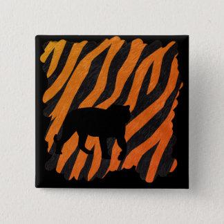 Wild Tiger Pin