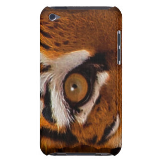 Wild Tiger's Eye Big Cat Wildlife Ipod Case Barely There iPod Cases