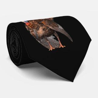 Wild Turkey (Alabama, Massachusetts, Oklahoma) Tie