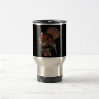 Wild Turkey (Alabama, Massachusetts, Oklahoma) Travel Mug