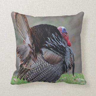 Wild Turkey Cushion
