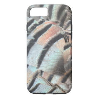 Wild Turkey Feather iPhone 7 Case