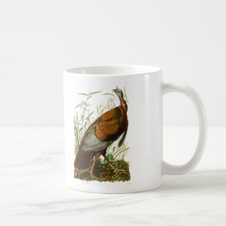 Wild Turkey John James Audubon Birds of America Coffee Mug