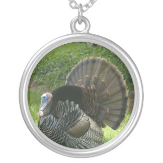 Wild Turkey Necklace