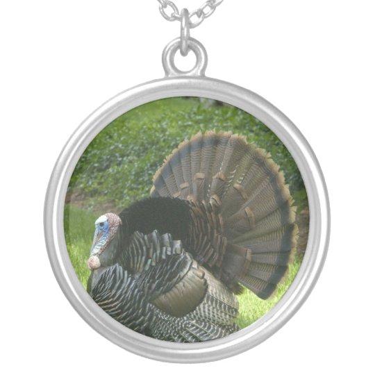 Wild Turkey Necklace