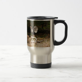 Wild Turkeys Coffee Mugs