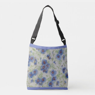 Wild Violet Crossbody Bag