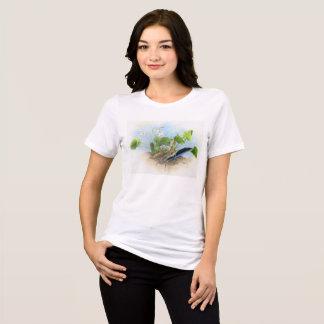 Wild Violets T Shirt