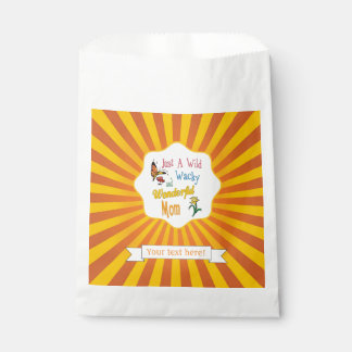 Wild Wacky Wonderful Mom Gifts Favour Bags