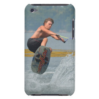 Wild Wakeboarder Barely There iPod Case