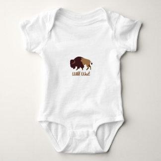 Wild West Baby Bodysuit