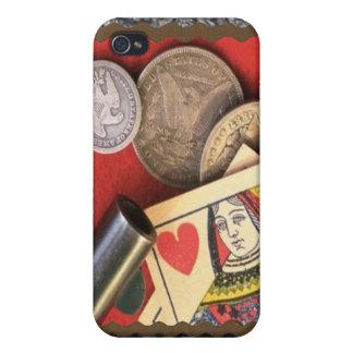Wild West Queen of Hearts Speck Case iPhone4 iPhone 4/4S Cases