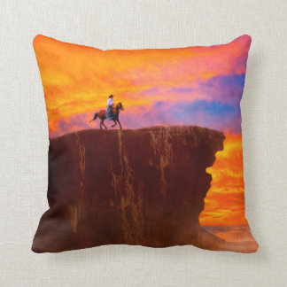 Wild West Sunsets Cushion
