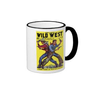 Wild West Weekly Nov. 1938 Coffee  Mug
