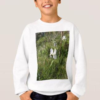 Wild White Canna Lily Sweatshirt