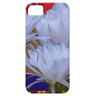 Wild White Lilly Flower :  Amazing world of nature iPhone 5 Cover