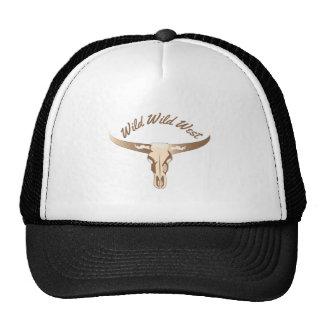 Wild Wild West Cap