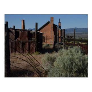 Wild Wild West Postcard