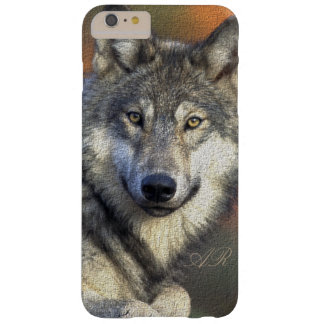 Wild Wolf Barely There iPhone 6 Plus Case