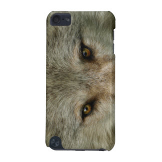 Wild Wolf Eyes Wildlife Animal Lover Ipod Case iPod Touch 5G Covers