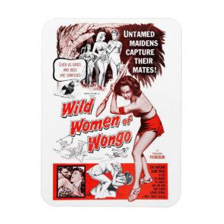 """""""Wild Women of Wongo"""" Magnet"""